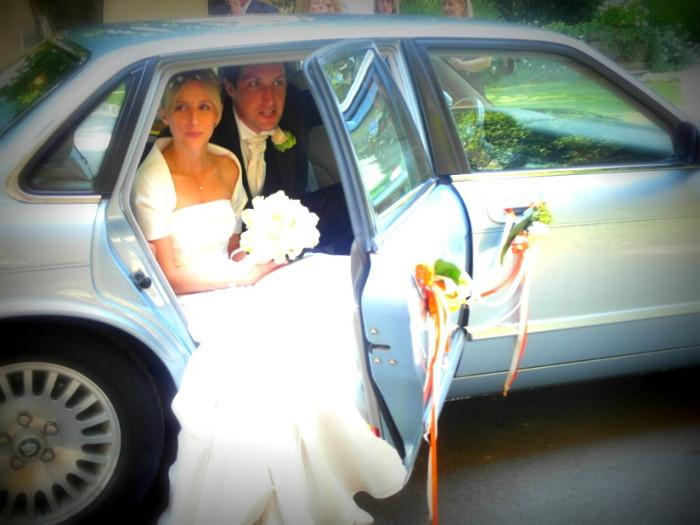 matrimoni religiosi - matrimonio a tema arancio