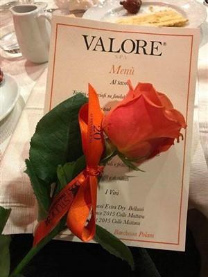 Evento Valore