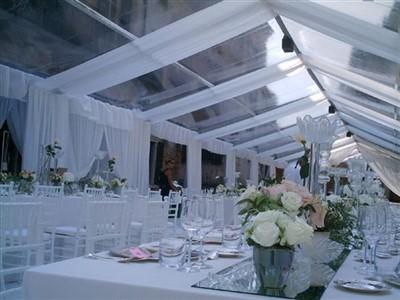 Allestimenti e Tensostrutture per Matrimoni ed Eventi Aziendali
