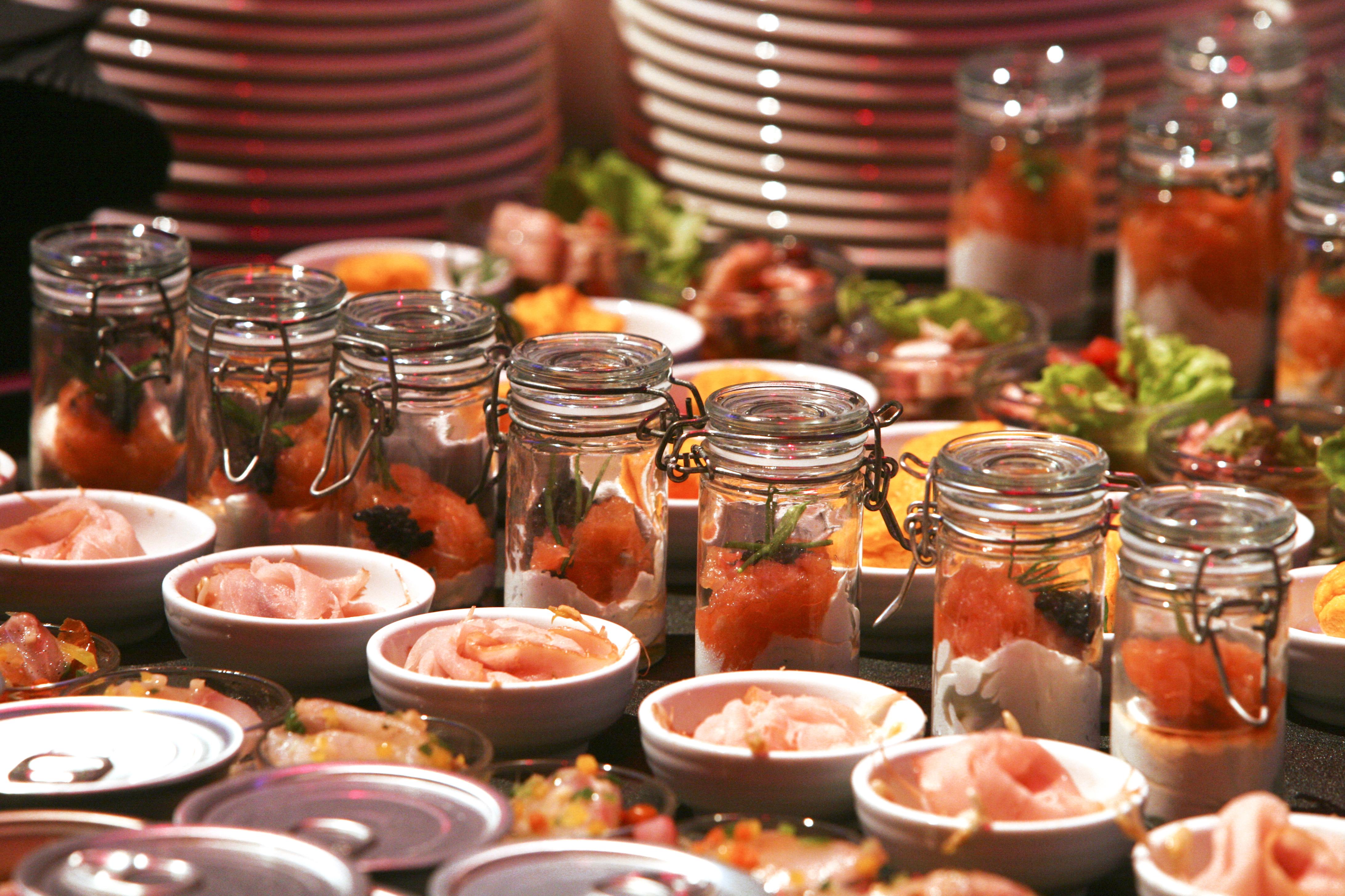Servizi: ricerca banqueting e catering - Quintessential