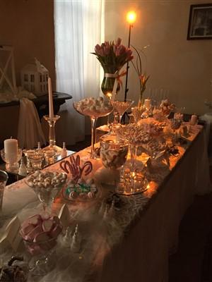 buffet per matrimonio tema carnevale veneziano