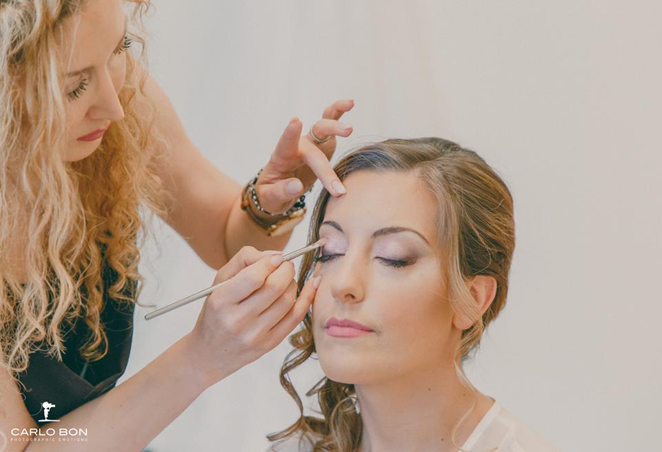make up sposa - matrimonio veneziano