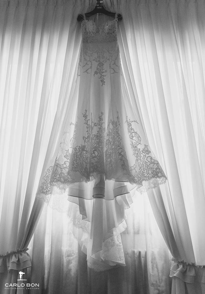 abito sposa - matrimonio veneziano