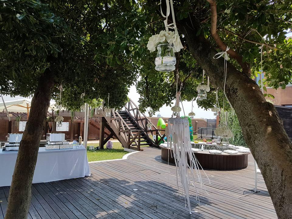allestimento location per matrimonio veneziano