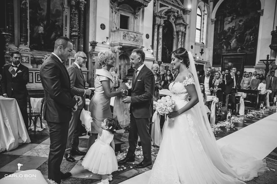 sposi - matrimonio veneziano