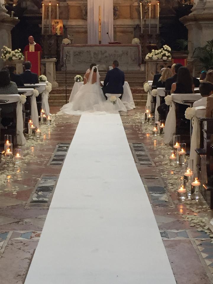 cerimonia religiosa - matrimonio veneziano